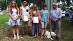 Australia Day Cabonne Council Group Photo