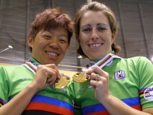 2006 Worlds Lindy and Toireasa